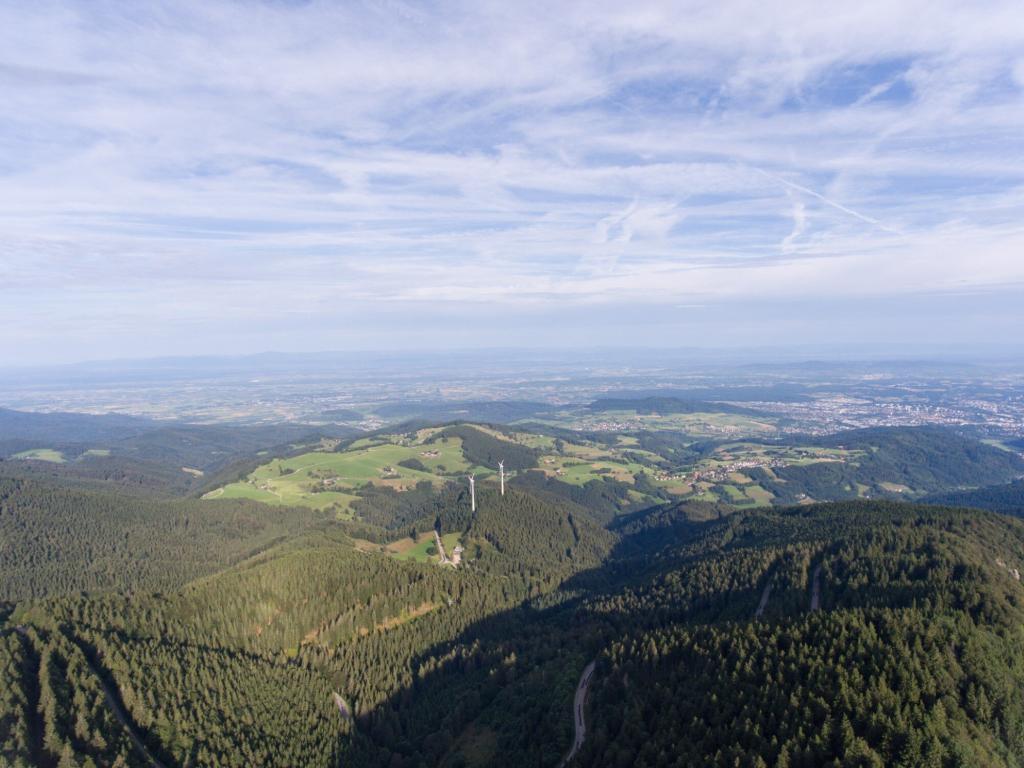Schauinsland bei Freiburg