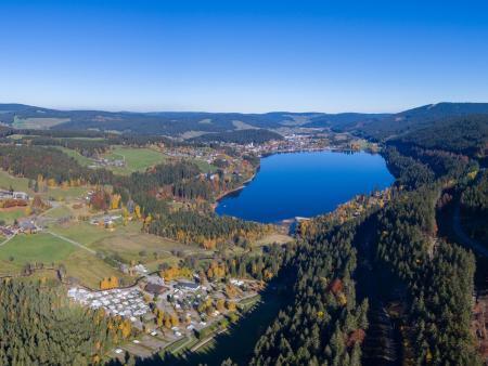 Titisee im Schwarzwald