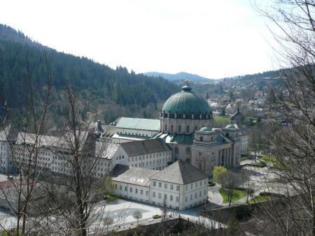 Dom von St. Blasien