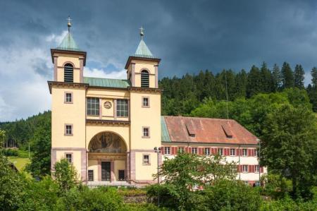 Chiesa del pellegrinaggio della Mater Dolorosa