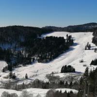 مصعد التزلج Hofeck في Bernau-Hof