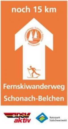 Guida alla pista di sci di fondo Schonach-Belchen