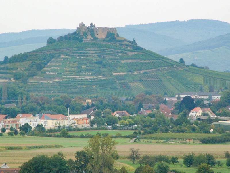 Burg von Staufen