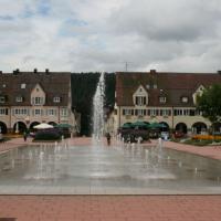 Place du marché de Freudenstadt