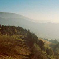 Sommersonnenwende am Belchen im Schwarzwald