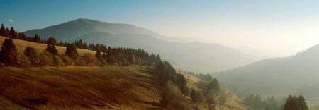Solstice d'été sur le Belchen en Forêt-Noire