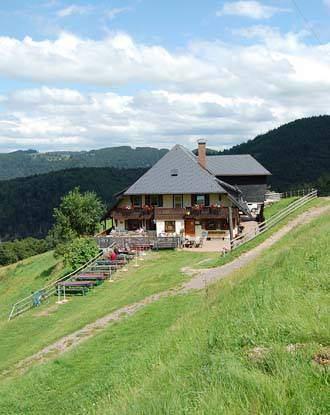 Höfner Hütte bei Kirchzarten