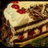 Zwarte Woud-cake