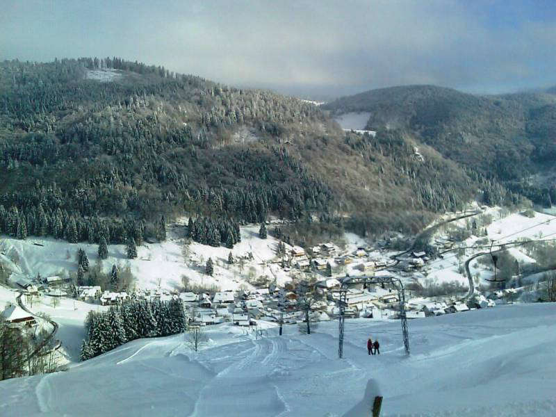 Aftersteg ski lift