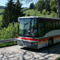 Gebruik de bus gratis met Konus