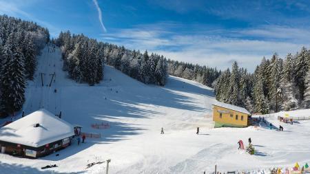 Skiën bij Notschrei