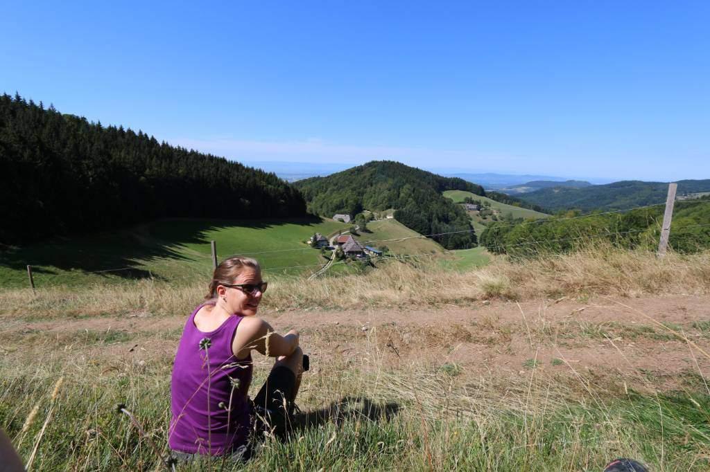 Schwarzwald Wanderung