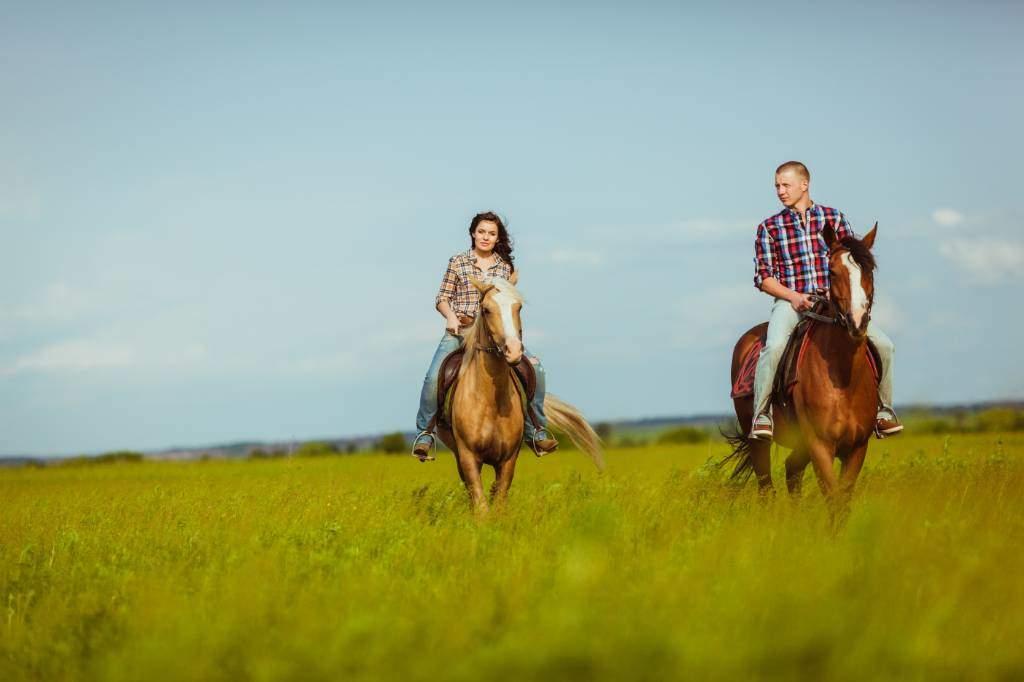 Vacaciones a caballo: lo más destacado para los niños en su tiempo libre