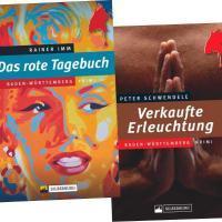 Neue Krimis: Das rote Tagebuch und Verkaufte Erleuchtung