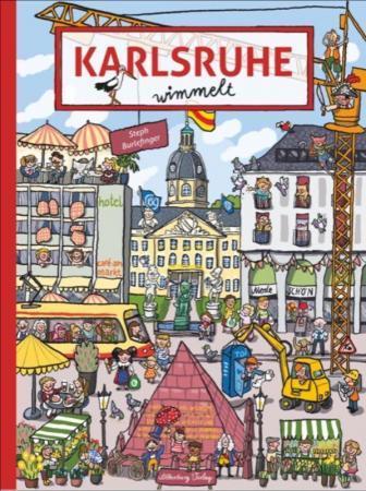 Buchvorstellung: Karlsruhe wimmelt