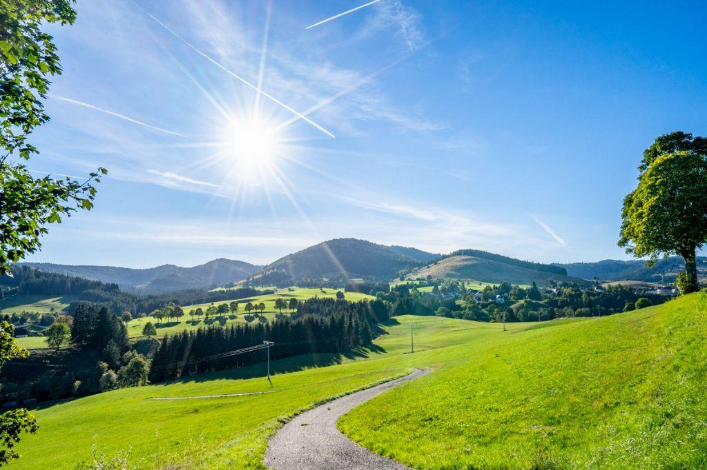 Bernau in the Black Forest