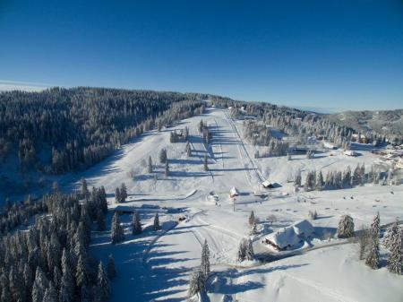 Zeller-Skilifte am Feldberg