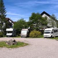 Place de parking pour camping-car à Unterkirnach