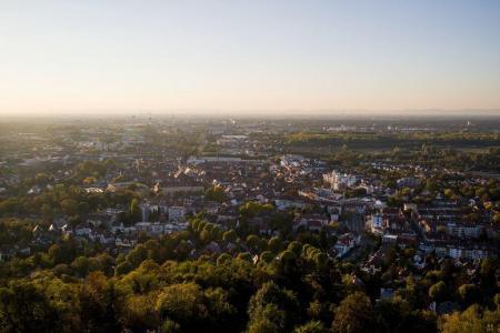 Karlsruhe by Pixabay