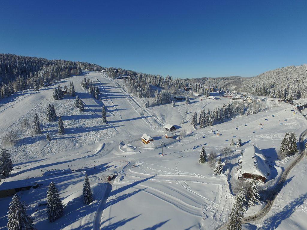 Skigebied Feldberg