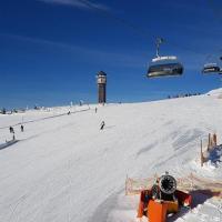 Wintersport am Feldberg