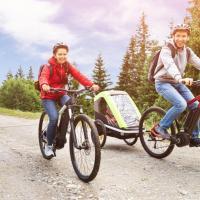אופניים אלקטרוניים - לגלות בנוחות