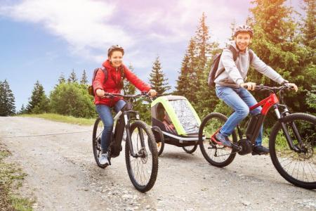 Bicicleta eléctrica: descubre cómodamente