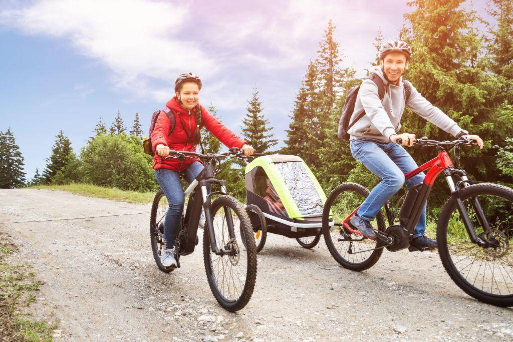 E-bike - discover comfortably