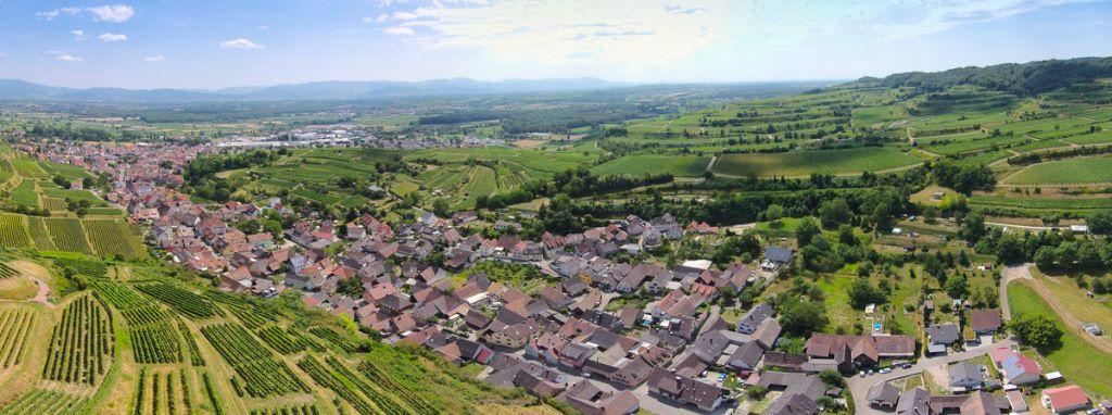 Kaiserstuhl wijnstreek