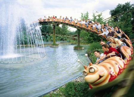 Tripsdrill Cleebronn amusement park