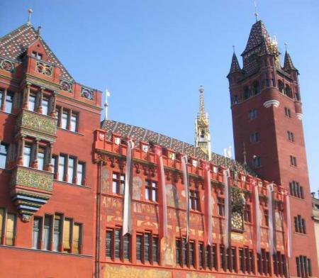 Городской совет Базеля
