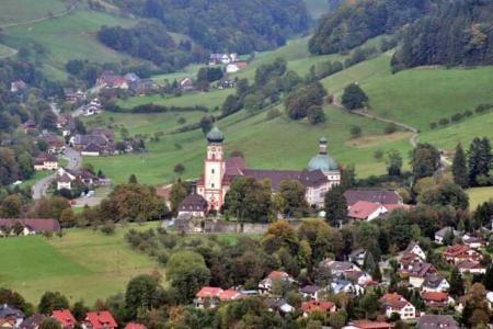 St. Trudpert-klooster