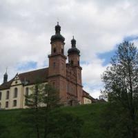 Церковь св. Петра в стиле барокко
