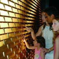Goldwand in der Schmuckwelt