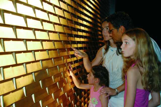 Золотая стена в ювелирном мире