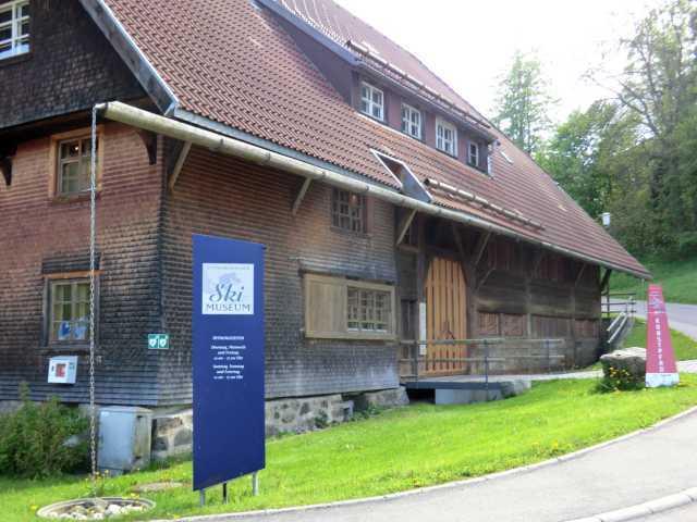 Museo de esquí de Hinterzarten