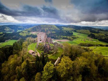 Castillo de Hohengeroldseck