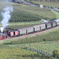 Ребенбомлер, музейный поезд на Кайзерштуле.