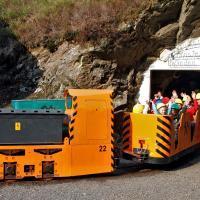 מכרה מבקרים פינסטרגרונד וידן