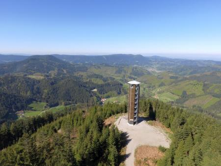 Buchkopfturm observation tower