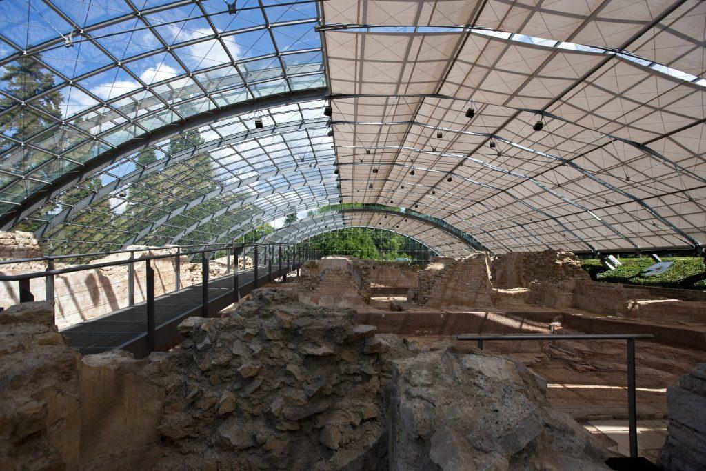 Roman baths in Badenweiler