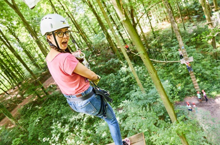 יער הרפתקאות קנזינגן