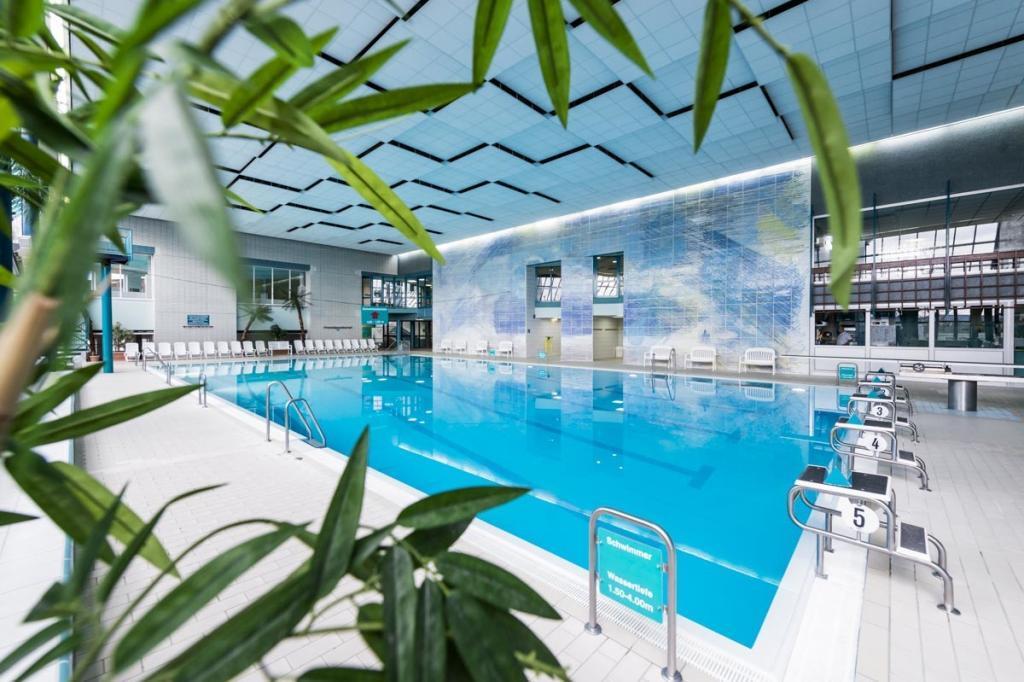 Hallenbad im Aquasol