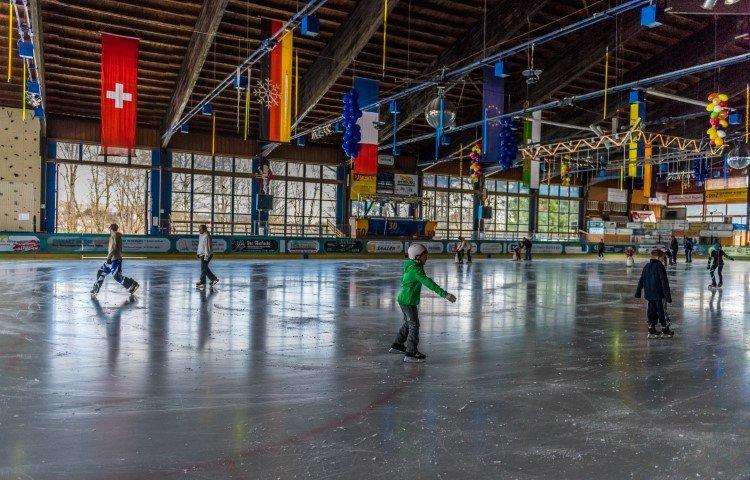 حلبة للتزلج على الجليد Herrischried