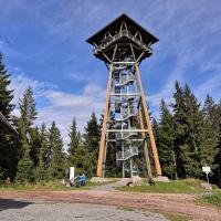 Башня Ризенбюль возле Шлухзее