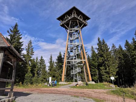 Riesenbühlturm bei Schluchsee