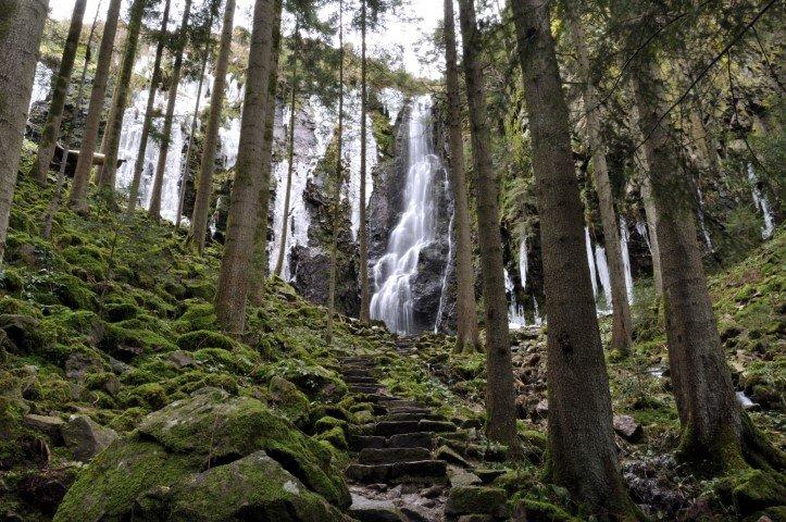 Cascade de Burgbach