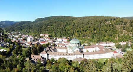 מנזר סנקט בלאזיין