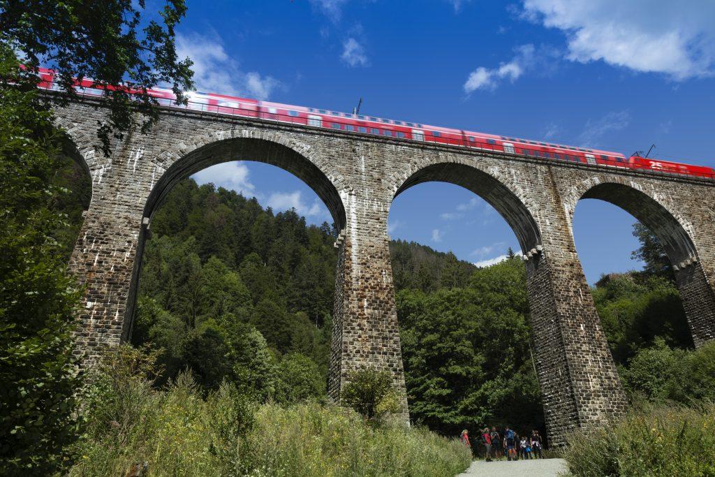 ravennaschlucht, viaduct, hellental