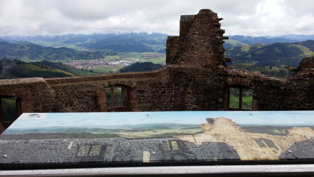 Geroldsecker Castle Path